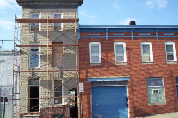 Building Baltimore